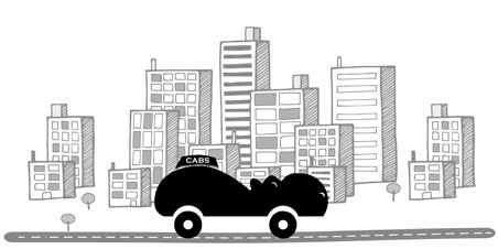 Almora to Noida cab reviews